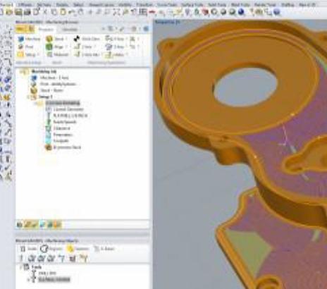Präzisionsprofile - mit besonderen Anforderungen an die Qualität der Oberflächen