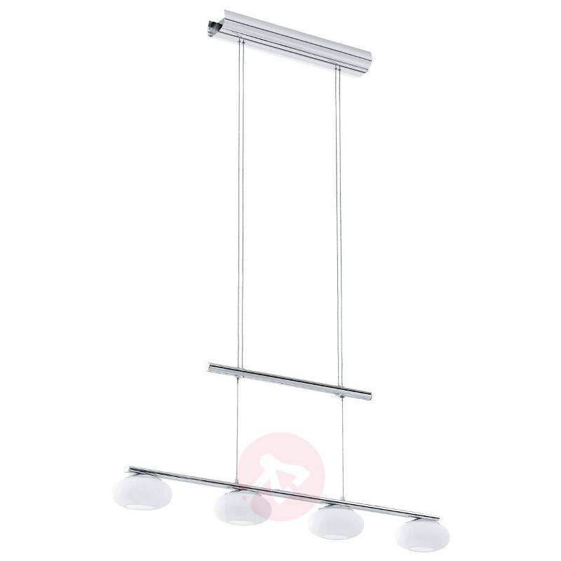 Aleandro Height-adjustable LED Pendant Lamp4 Lamp - Pendant Lighting