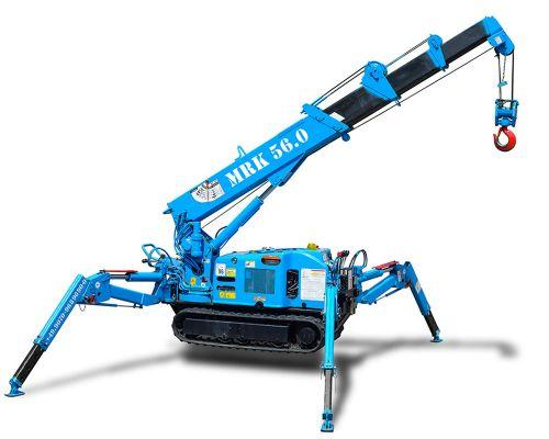 Assembly cranes - Cranes specifically for tight/confined assembly