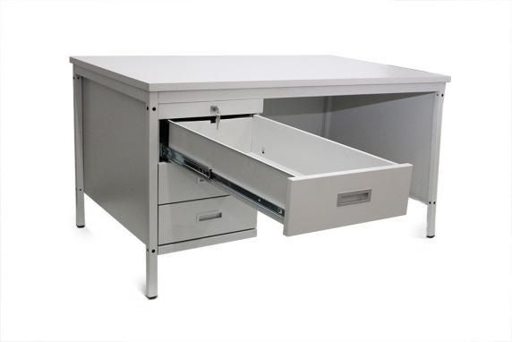 Desks and containers - null