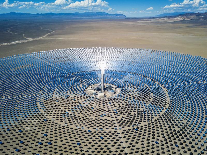 Portare Al Mondo Energia Pulita - Energia