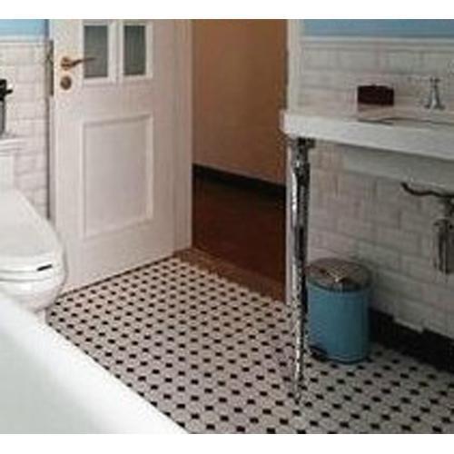 carrelage de salle de bains - Carrelage de salle de bains en céramique 75x150mm