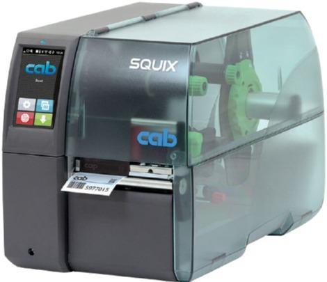 Impressoras de etiquetas CAB -