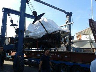 Empresa de transporte marítimo internacional  -