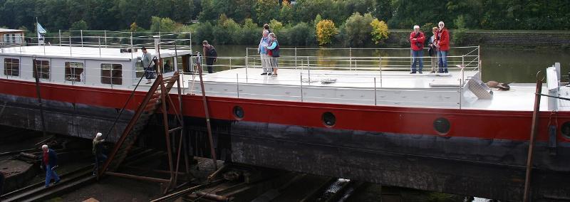 CONSTRUCTION NAVALE NEUVE - Service pour bateaux - Europe