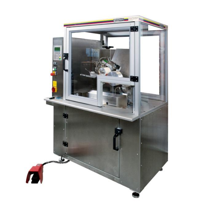 RTI COMPACT II E Pad Printing Machine - Single Color Rotary Pad Printing Machine