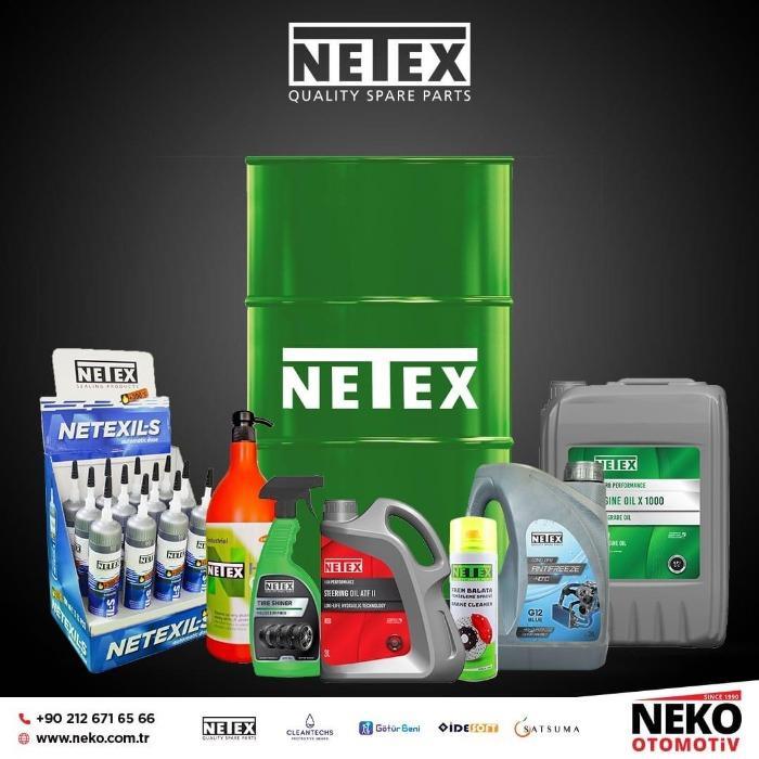 Huile NETEX - Huile
