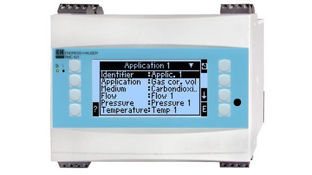 composants systeme enregistreur datamanager - calculateur debit energie universel RMC621