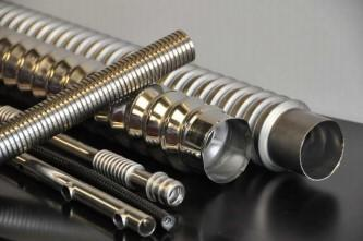 Flexible Hoses in Special Execution - Instruments, Connections & Compensators