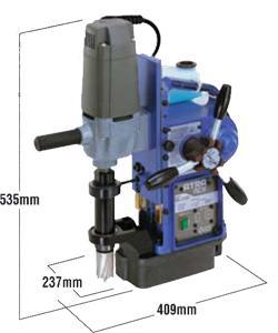 Magnet Base Drilling Machines - WA-3500