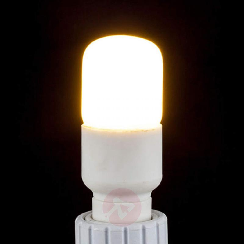 GU10 4W LED lamp in tube form - light-bulbs