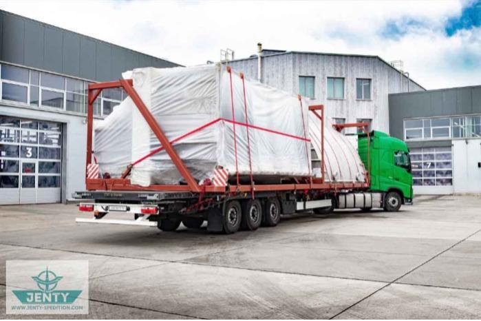Project cargo transportation - Project cargo transportation