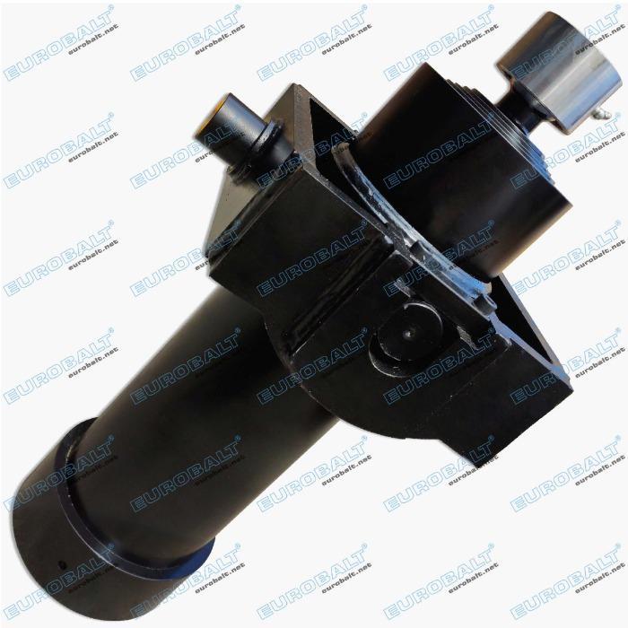 Telescopic five-stage cylinder (piston stroke: 2600 mm) - Telescopic five-stage cylinder HC000913