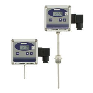 Temperature sensors with transmitter - Temperature transducer GTMU-MP