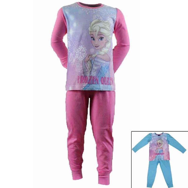12x Pyjamas La Reine des Neiges du 2 au 8 ans - Pyjama