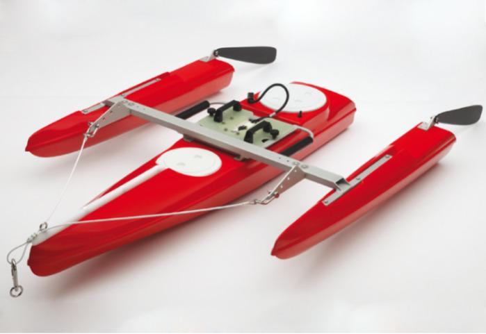 Teledyne Oceanscience High-Speed Riverboat -