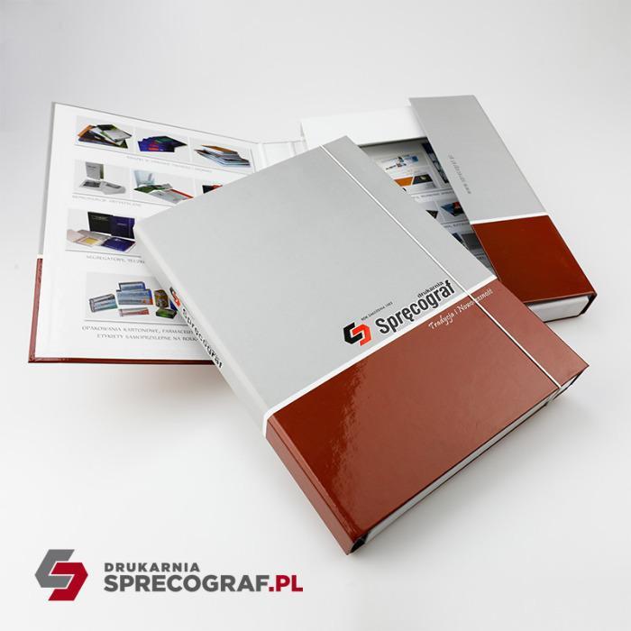 Bedrijfsmappen  - reclamefolders, gelamineerde folders, kartonnen folders, hot stamping