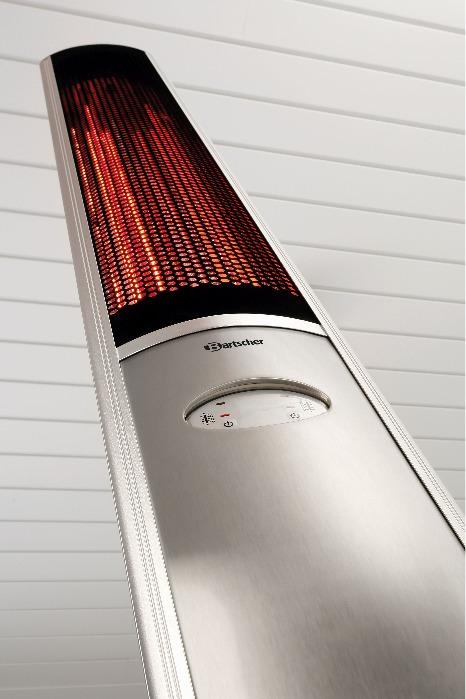 Heater ST1800 E - Code-No. 825212