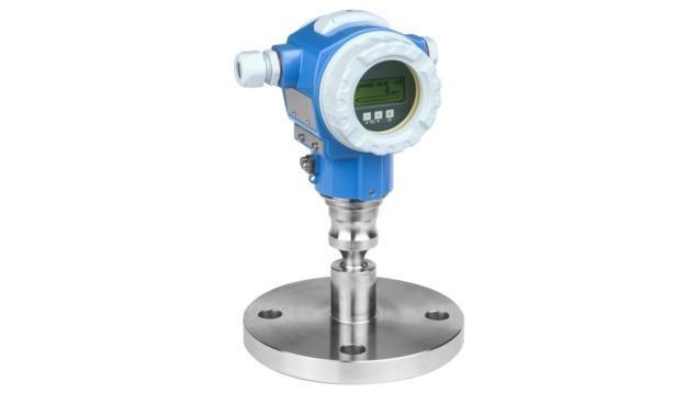 Absolute and gauge pressure Cerabar PMP75 -