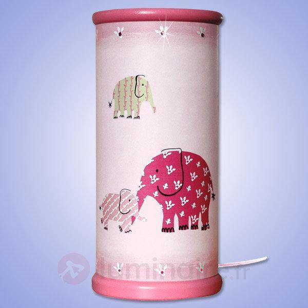 Lampe à poser LED ELEPHANT magique - Chambre d'enfant