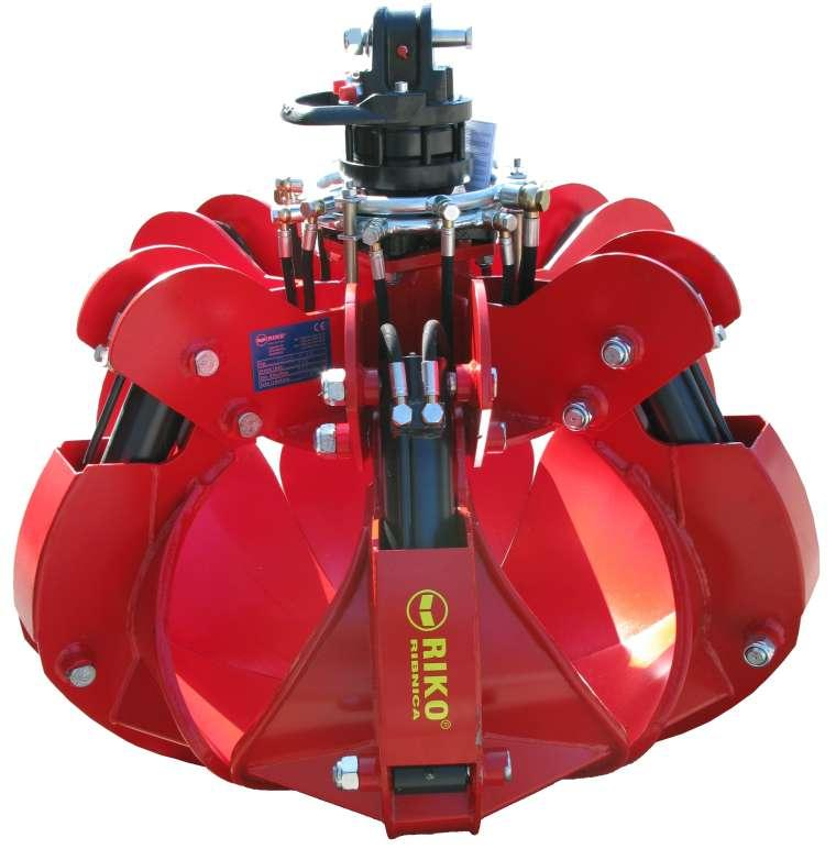 POLIP - HYDRAULIC GRAPPLE