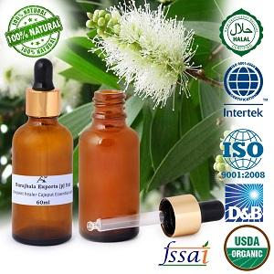 Ancient healer Cajeput oil 60 ml - Cajeput oil Cajeput essential oil