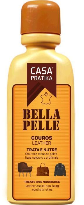 CASAPRATIKA BELLA PELLE - Na vanguarda do tratamento de couros