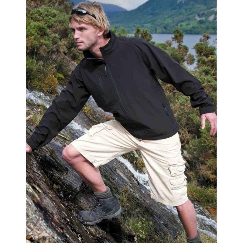 Veste confortable water resistant - Sans capuche