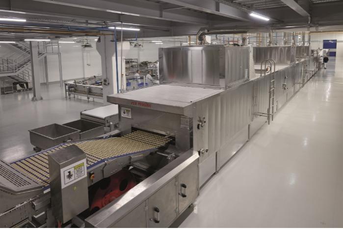 TECHNOLOGIE DE CUISSON / FOUR TUNNEL - Process de cuisson à chauffage indirect-direct, hybride et électrique.