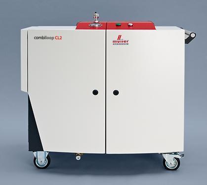 Compact high-pressure unit - combiloop CL2