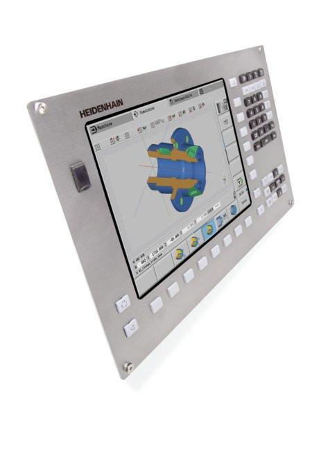 CNC control - MANUALplus 620 - Contouring Control for CNC and Cycle Lathes, HEIDENHAIN, MANUALplus 620
