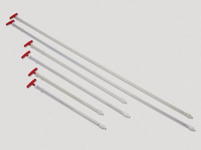 ViscoSampler - Dispositivo de muestreo para medios viscosos, para lodos, limo, arcilla húmeda