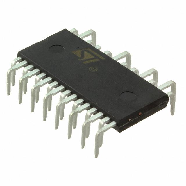 IGBT BIPO 600V 3A DIP - STMicroelectronics STGIPN3H60AT