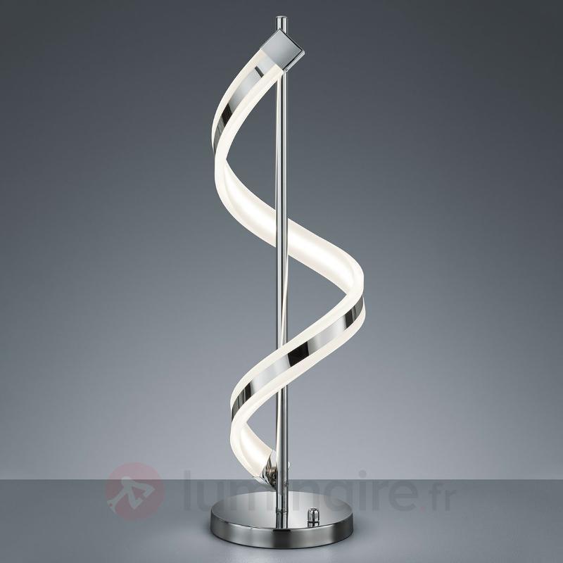 Variateur d'intensité - Lampe à poser LED Sidney - Lampes à poser LED