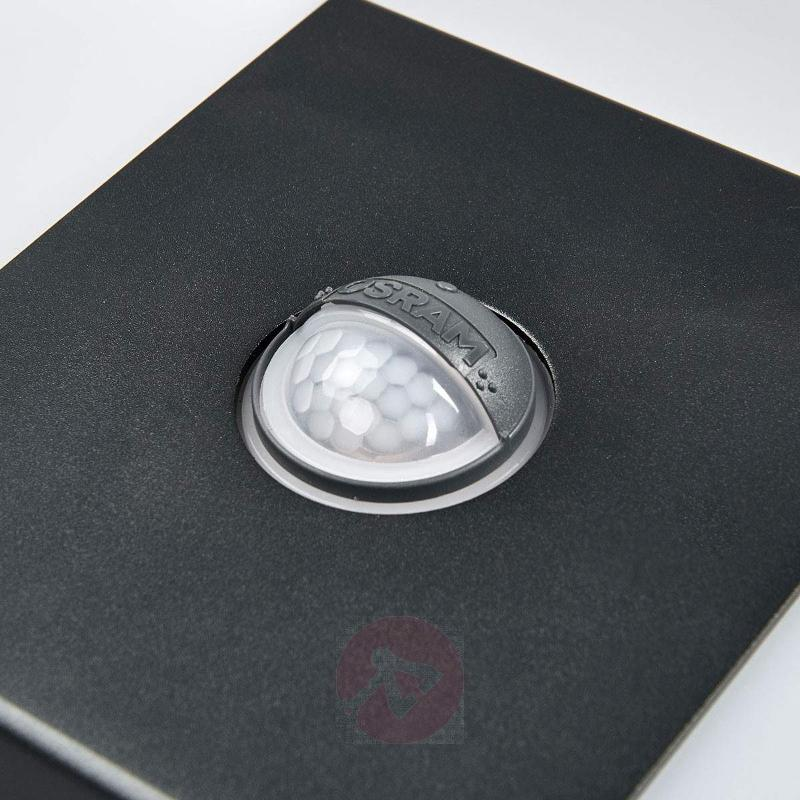 Double LED wall light Noxlite Lum Wall, sensor - Wall Lights with Motion Sensor