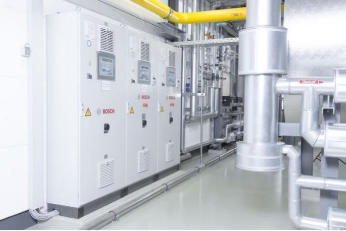 Bosch System control SCO - Bosch System control
