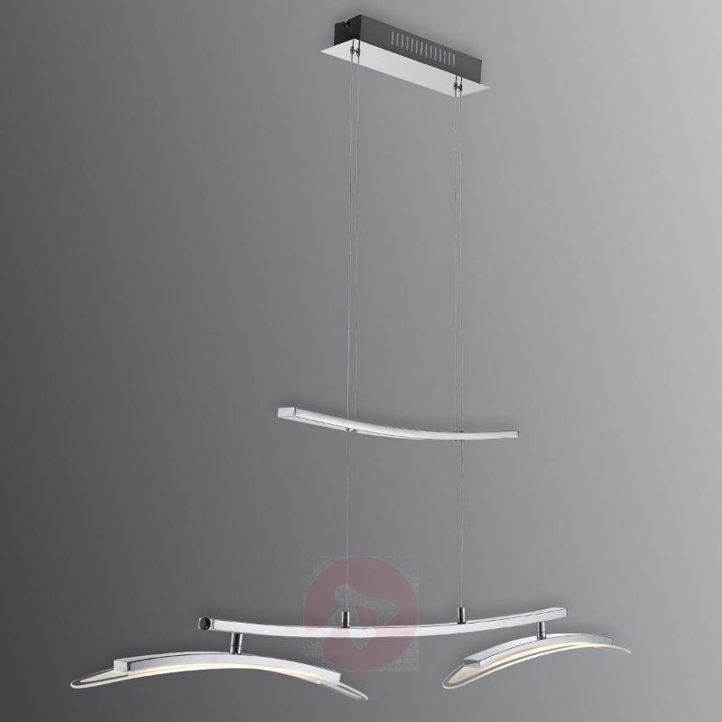 Suana - LED hanging light with sensor dimmer - Pendant Lighting
