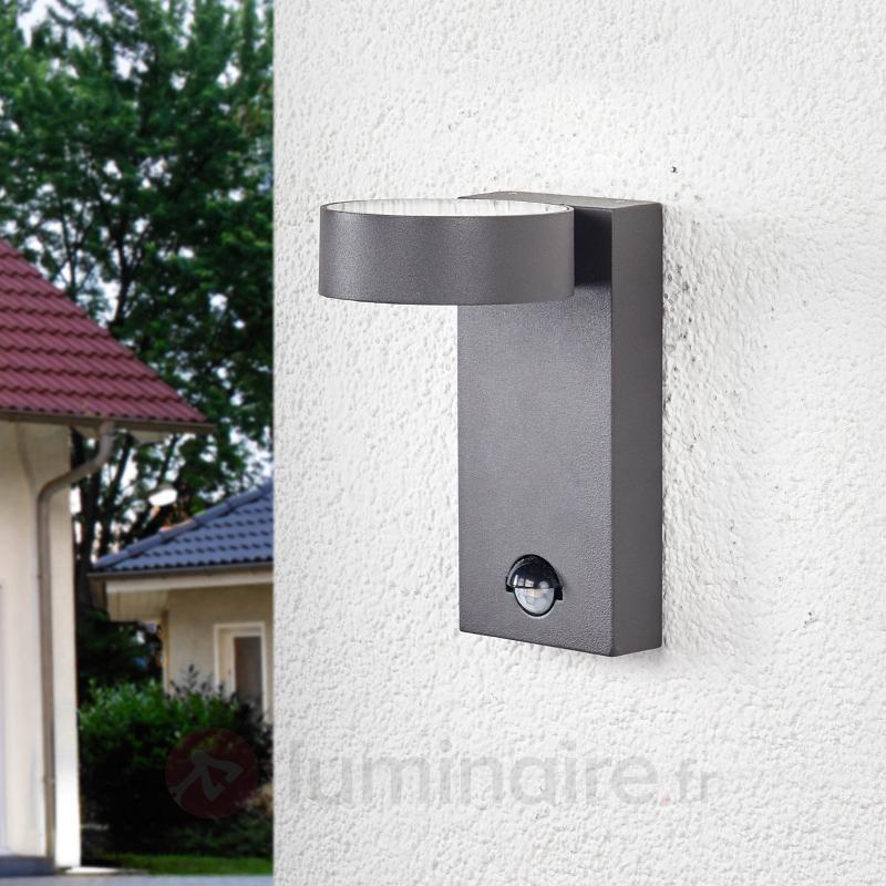 Applique à détecteur Ksenia pour l'extérieur LED - Appliques d'extérieur avec détecteur