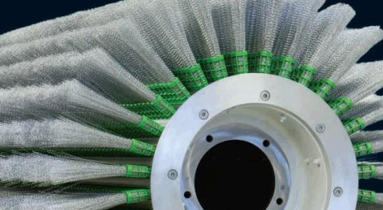 Runway brushes - Brush cassettes for snow clearing machines