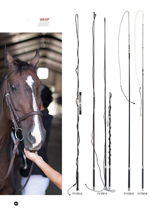 fouet de dressage de chevaux - Fouet de saut de cheval