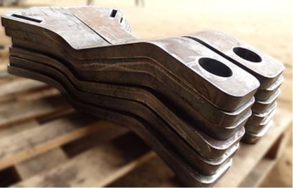 Bøying av metallplater -