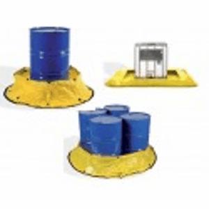 Bacs de rétention - Bacs de rétention pour bidons, fûts et cuves de 1000 L