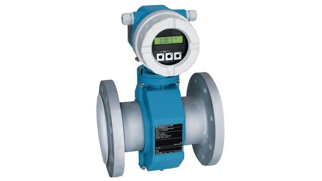 Proline Promag 10P Electromagnetic flowmeter -