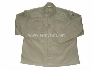 ACU Style Dark Green Uniform Uniform - PNS2004