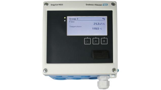 composants systeme enregistreur datamanager - calculateur vapeur saturee surchauffee RS33