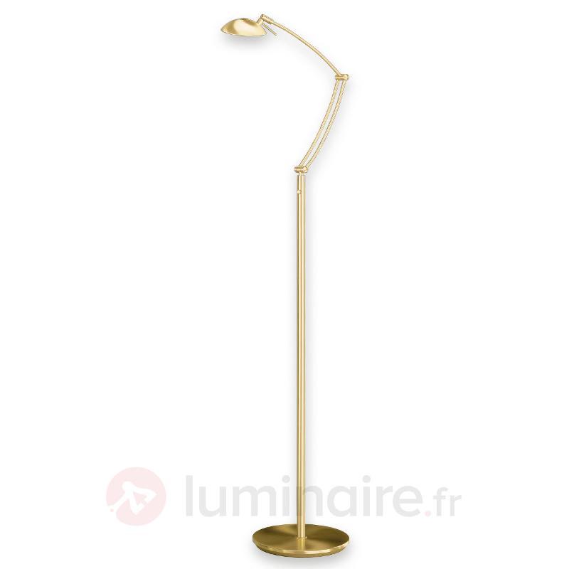 Elégant lampadaire CURL - Lampadaires arqués