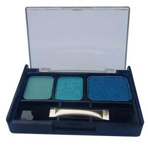 Cosmetics - Three-colors Eyeshadow-002Full range of vibrant and cool