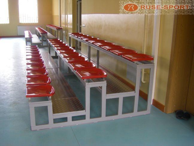 Tribunes - Stationary tribunes for indoor and outdoor