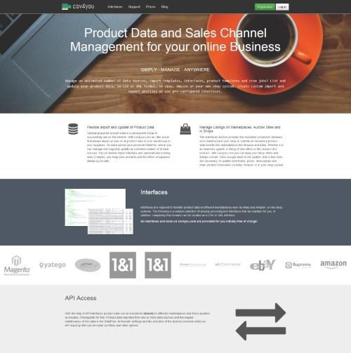 Product Listing Services, eBay, Amazon, Fruugo, Google