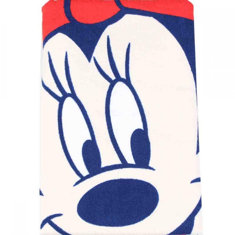Beach Towel - Minnie